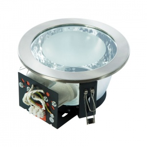 DLR6 Corp de il tip downlight Lumineco CROM MAT