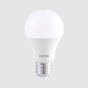 Bec LED FAVOR OPTIM A60 10W E27 6500K