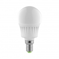 Bec LED Lumineco G45 5W E14 6500K