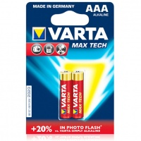 Varta Maxi Tech AAA LR03 set 2buc