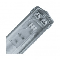 TUB65 Corp de ilum IP65 p u tuburi LED G13 2 0 6m