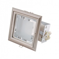 DLS6 Corp de il tip downlight Lumineco CROM MAT